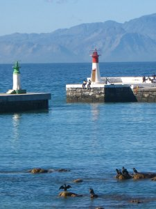 Cape Town - Sea